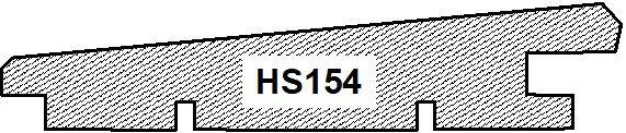 nord. Fichte sf./hbf., HS 154 Nordwand, Sichts. sägerau