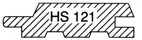 nord. Fichte u/s hbf. HS 121 Profilbrett m/Schattennut